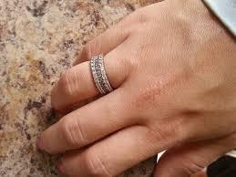Wedding Ring On Right Hand by Sapphires Love U0027em Or U0027em Weddingbee