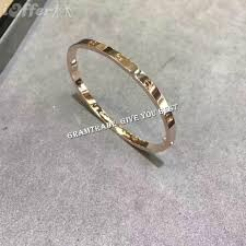 bangle style bracelet images Women 39 s men 39 s rose gold new style bracelet bracelets for sale jpg
