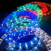 led rope lights and mounting accessories