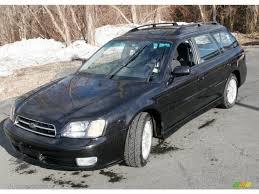 subaru legacy black 2000 black granite pearl subaru legacy gt wagon 42326628