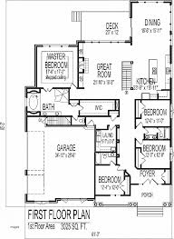 4 car garage size house plan inspirational triple car garage house plans two bedroom