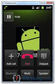 call android how to make a phone call in android