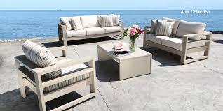 Outdoor Patio Furniture Decor Ideas Thementracom - Designer outdoor table