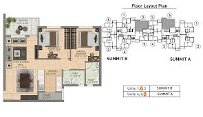 buy 2 u0026 3 bhk flats in howrah kolkata joyville floor plan