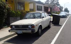 subaru justy lifted the street peep 1978 subaru dl 1600 sedan