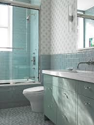 Blue And Green Kids Bathrooms Contemporary Bathroom by Blue Bathroom Vanity Home Design Photos Green Watery Blue