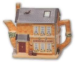 aidensfield arms ornamental teapot