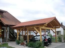 carport mit balkon holzbau krebs sommergarten carport