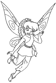 disney fairy free coloring pages art coloring pages