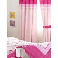 butterfly and flower motif curtains to match duvet set shabby chic