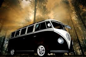 volkswagen kombi wallpaper hd vw combi black car mega wallpapers