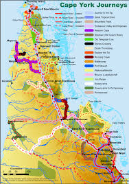 Map Of Portland Maps U2013 Tourism Cape York