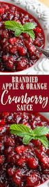 best cranberry recipes thanksgiving brandied apple and orange cranberry sauce wicked good kitchen