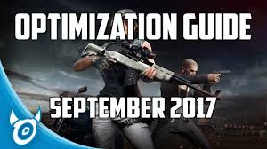 pubg optimization new pubg settings optimization guide sept 2017