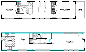 Long Narrow House Floor Plans The Skinny U201d U2013 A 12 Foot Wide House In Seattle Living In Density