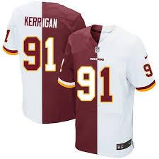 nfl lights out black jersey limited ryan kerrigan washington redskins mens jersey 91 nfl lights