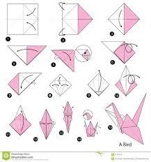 super easy origami crane u2013 comot