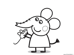 peppa pig coloring pages printable 2454 peppa pig coloring pages