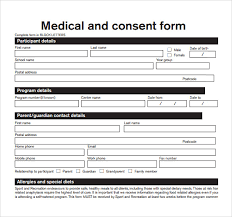 authorization letter for grandparent sample medical consent form 13 free documents in pdf