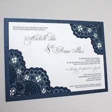 navy wedding invitations 139 best wedding invitations images on wedding