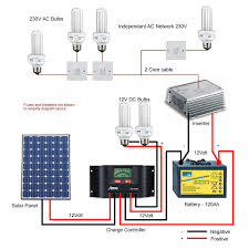 solar lighting kit diagram solar pinterest solar panels