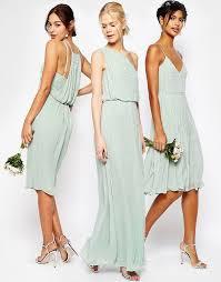 bridesmaid dress shops best 25 bridesmaid midi dresses ideas on bridesmaid