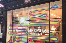 onitsuka tiger mexico window vinyls ipos design