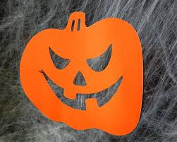 free images decoration orange pumpkin halloween paper