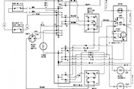 washing machine motor wiring diagram pdf washing wiring diagrams