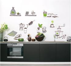 kitchen accessories tiny country wall paintings in wall