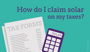 10 steps to leasing a how do i claim the solar tax credit energysage