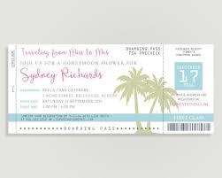 honeymoon bridal shower honeymoon bridal shower invitation tropical hawaiian bridal