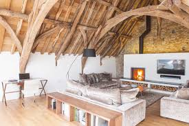 barn conversions barn conversion living room real homes