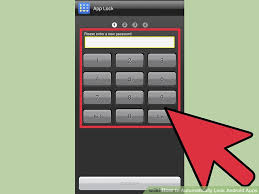 app locker android 3 ways to automatically lock android apps wikihow