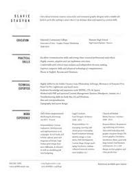 best simple resume design best 10 simple resume ideas on