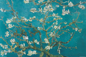 almond blossom 1890 poster print by vincent van gogh
