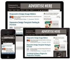 simple blog template responsive suitable for adsense blogger 99