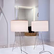 Flos Table L Table L T Transparent Flos Transparent Glass On