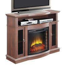 Electric Fireplace Media Center Comfort Glow Qef7530rkd Abington Media Center With Infrared Quartz