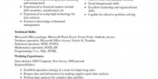 Sample Resume Data Analyst by Sas Data Analyst Resume Data Analytics Resume Resume Template Data