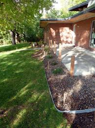 stone landscape edging ideas decorative landscape edging ideas