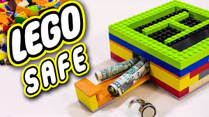 how to build a safe with legos youtube