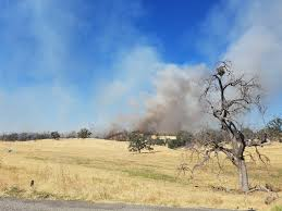 Wildfire Bc Clinton by Crews Fighting 400 Acre Wildfire In Mariposa Kmph