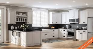 create u0026 customize your kitchen cabinets shaker pantry cabinets in
