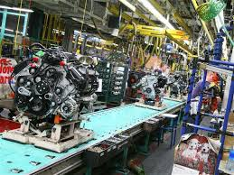 ford mustang assembly plant tour 2007 ford mustang shelby gt 500 factory production tour 5 0