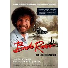 bob ross the joy of painting winter collection 3 dvd set shop