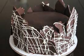 white chocolate cake recipe shard the cultural dish ultra chocolate ganache layer cake