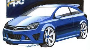 opel astra opc 2005 new opel astra opc first facts motor1 com photos