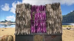 thatch door official ark survival evolved wiki