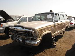 jeep wagoneer 1990 junkyard find 1989 jeep grand wagoneer the truth about cars